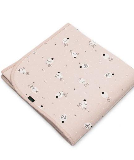arrullo bambu sonpetit conejito rosa