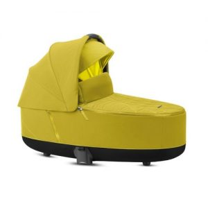 cybex priam carry cot luxe mustard