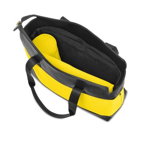 Cybex Mios changing bag mustard yellow
