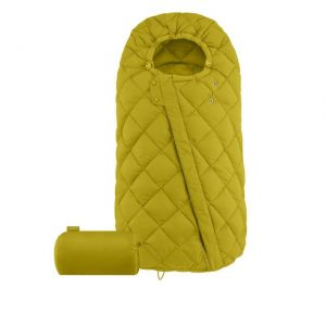 Snogga Saco - Mustard Yellow