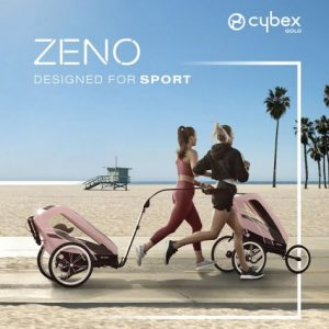 Cybex ZENO Kit de Running Black black 4063846055876_6