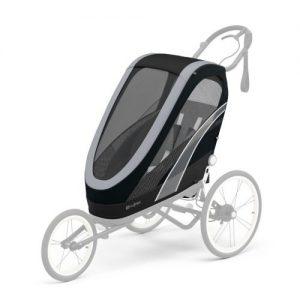 Cybex ZENO Seat Pack All Black black 4063846045822