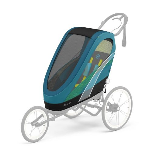 Cybex ZENO Seat Pack Maliblue mid turquoise 4063846046102