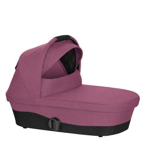 Cybex Melio Cot Magnolia Pink Visera